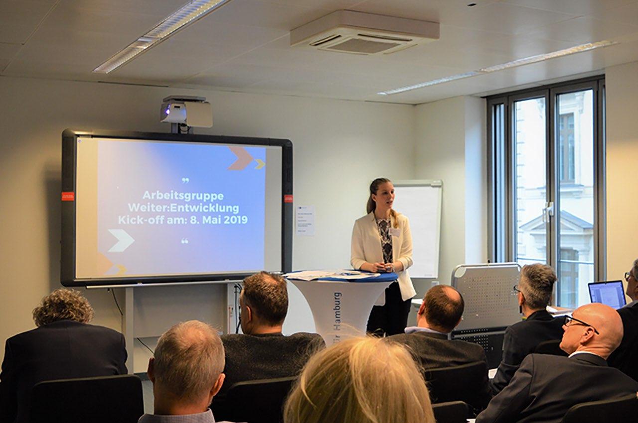 Weiterbildung Hamburg e. V., Mitgliederversammlung 2019